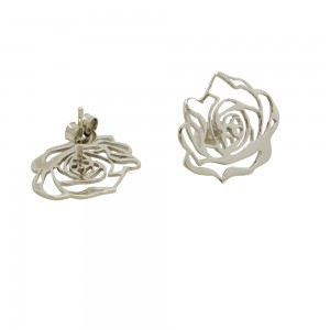 Josie Rose silver stud earrings