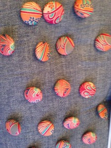 Ianthe buttons