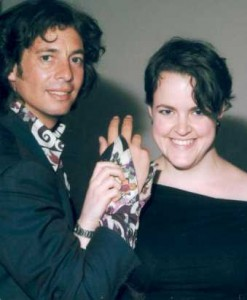 harriet bedford and Laurence Llewelyn Bowen